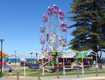 Girdler Amusement Rides For Hire Adelaide