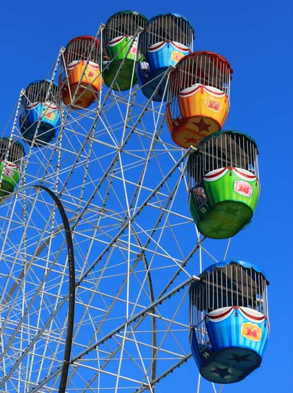 royal easter show rides